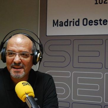 Manuel Moreno Nieto en Cadena Ser